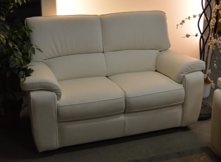 Divani letto in pelle offerte trendy divani letto offerta for Divani pelle bianca