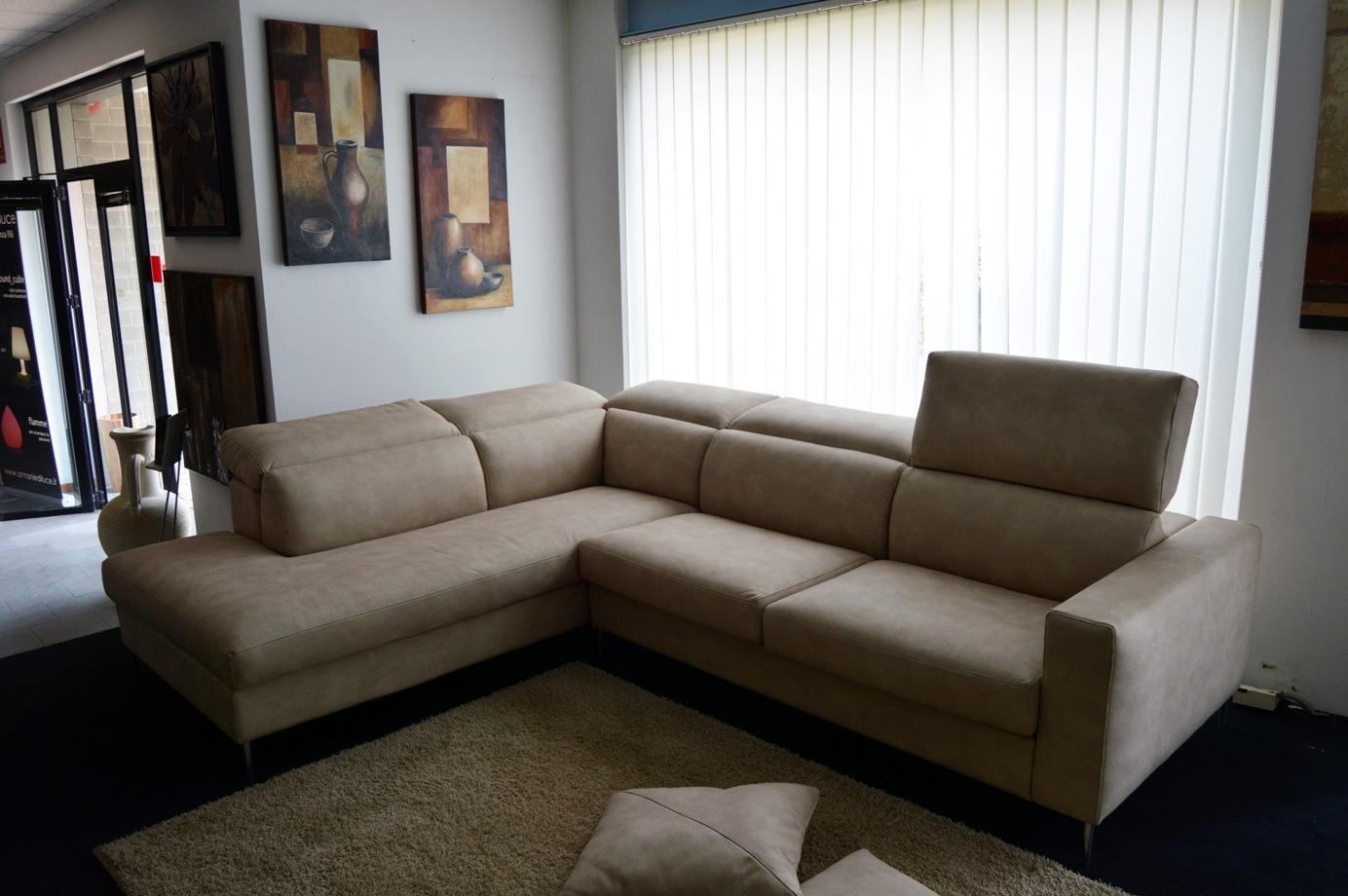 Arizona 2 divano moderno centrodivani - Imbottitura divani poliuretano ...