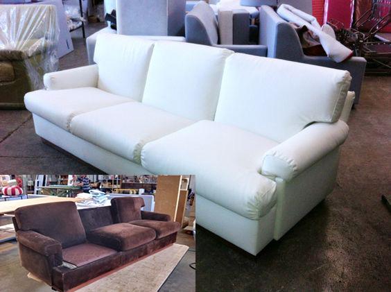 Rifacimento divani centrodivani - Rifacimento cuscini divano ...