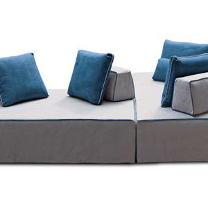 divano moderno retro