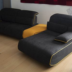 plaza divano moderno