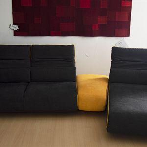 plaza divano schienale alto