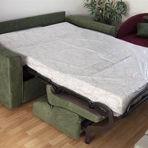 edoardo divano letto materasso alto