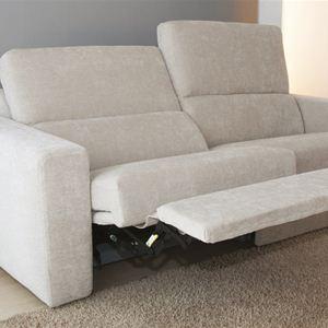 Divano moderno con meccanismo relax centrodivani - Divano meccanismo relax ...