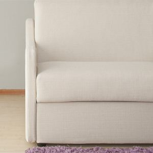 Particolare divano letto Compas due