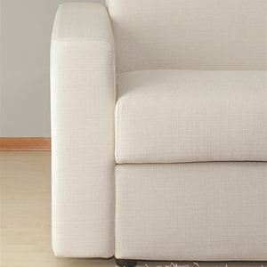 particolare divano letto Compas quattro
