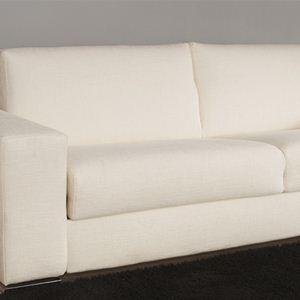 divano letto Vienna bianco