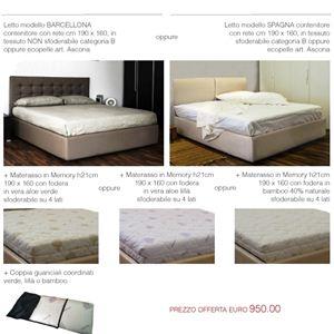 promo centrodivani letto con materasso copia