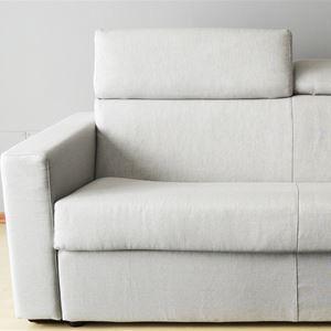 Particolare divano letto Compas cricchetto