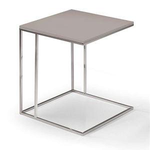 tavolino da bracciolo tortora