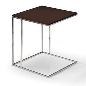 tavolino da bracciolo moka