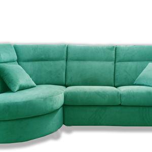 raphael divano con  penisola panoramica