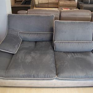 divano schienale basculante aperto