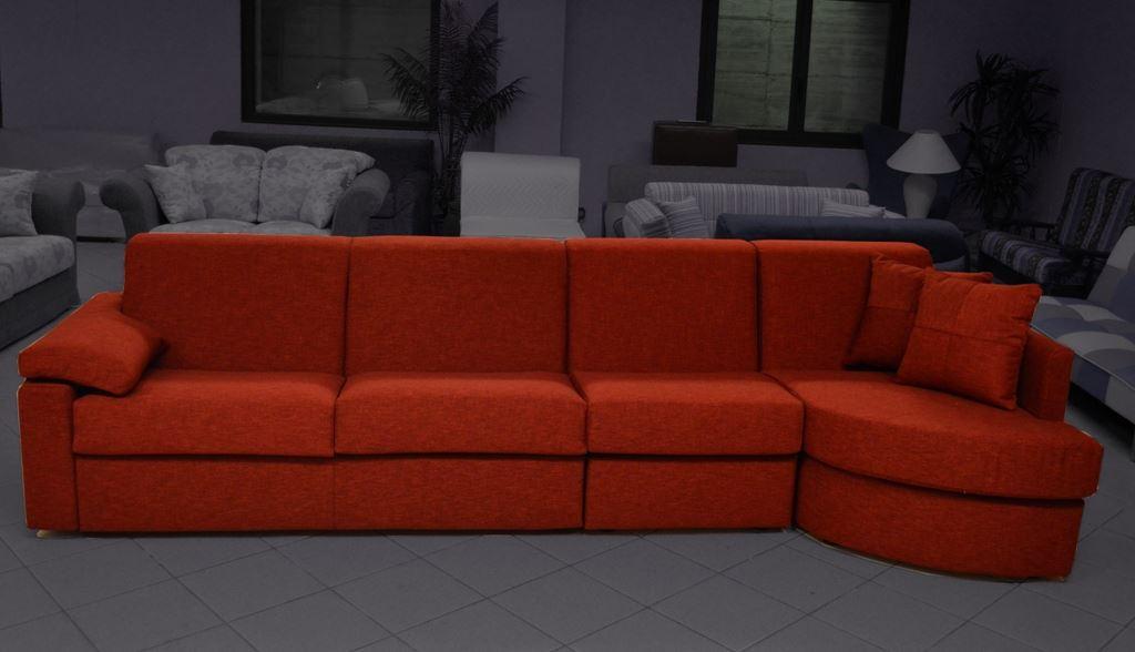 Offerta compas 5 divano letto penisola - Divano penisola offerta ...