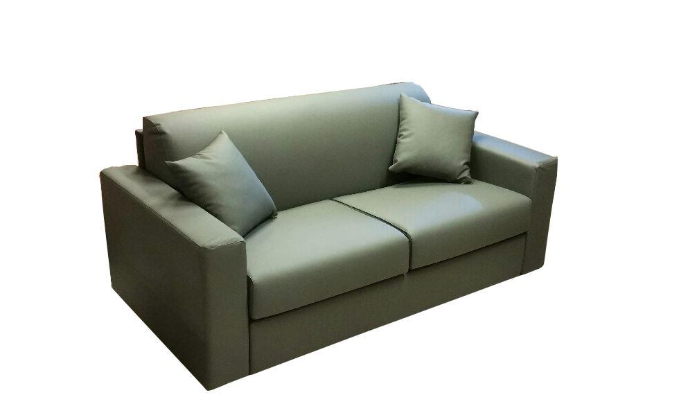 divano compas eco fisso ecopelle