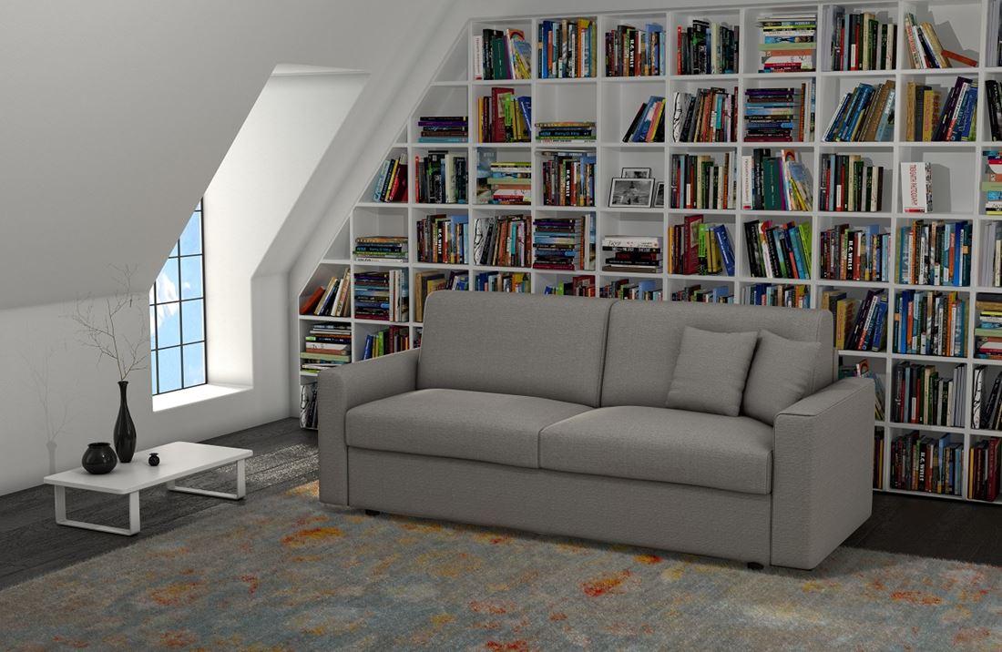 compas 4 divano letto