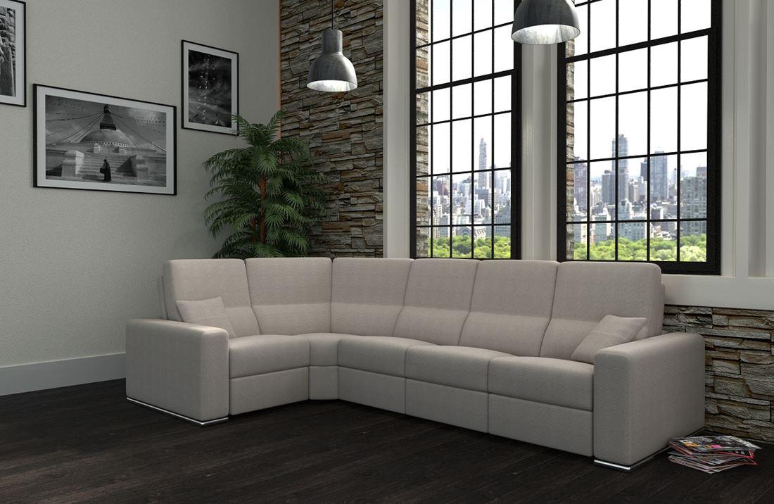Divani Con Meccanismo Relax divano moderno con meccanismo relax | centrodivani