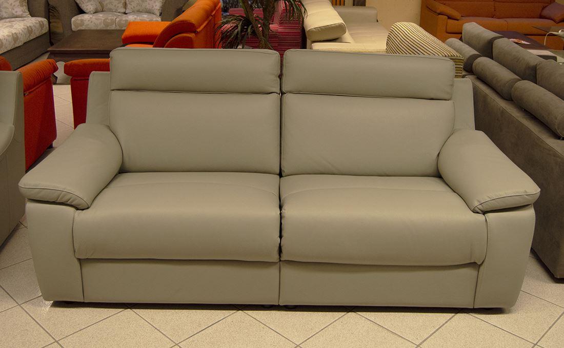 divano pelle lione ii 3 posti