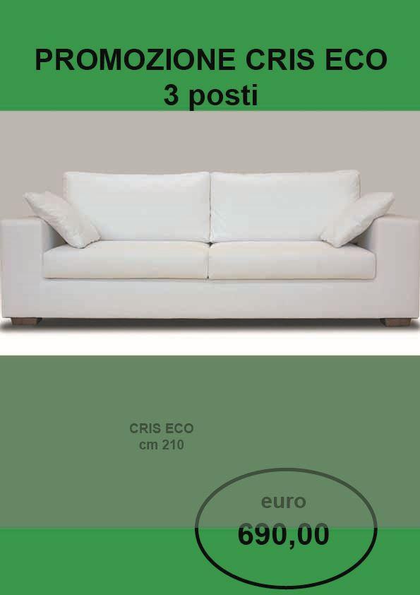 promozione cris eco 3 posti