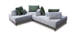 divano queens moderno angolare