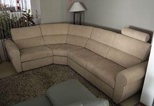 duse divano angolare con relax classico