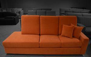 divano e posti con isola