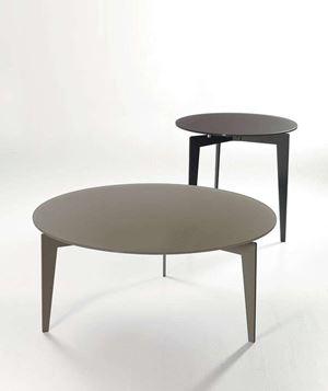 tavolini in vetro temperato sabbiato i diversi colori