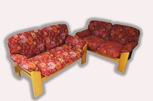 divano rustico